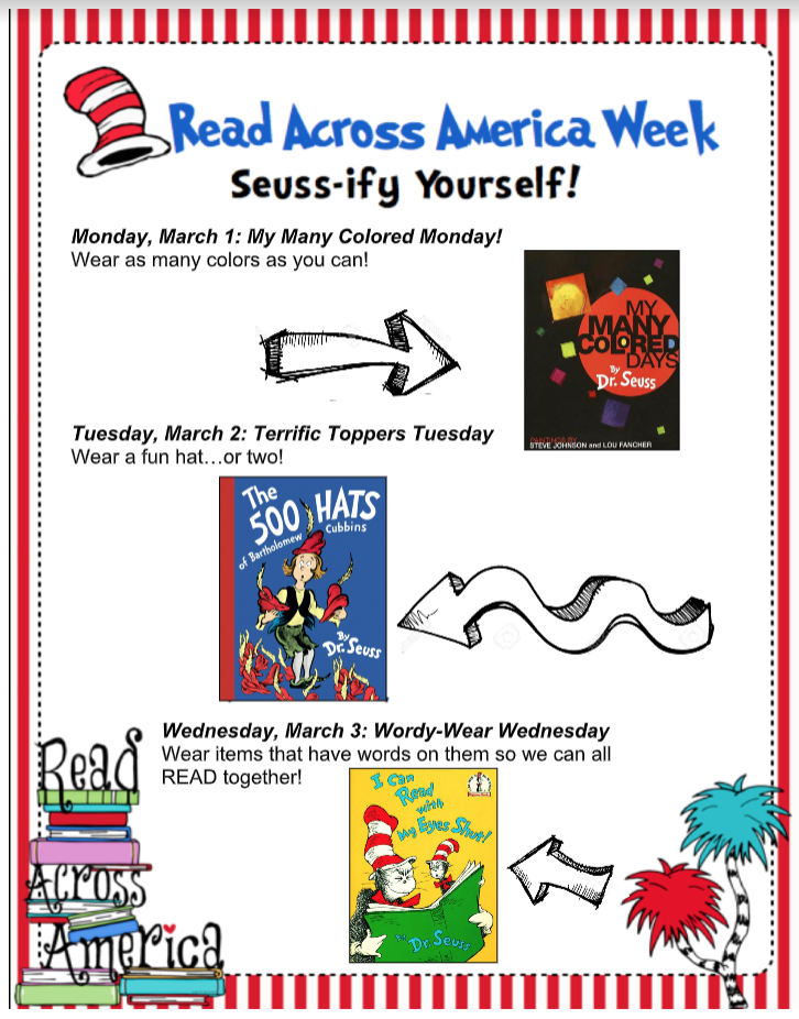 Reading Across America Week