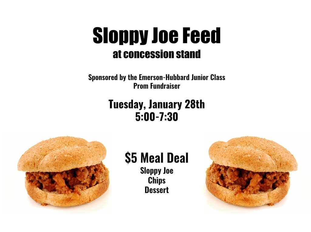 1/28/20 Sloppy Joe Feed