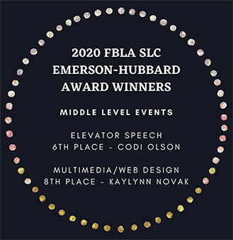 SLC Award Winners